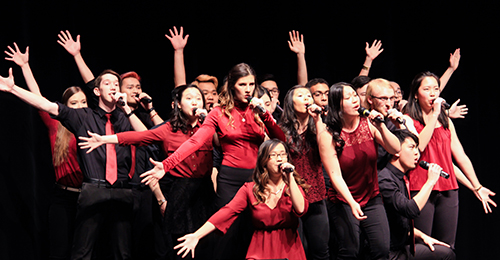 We Are Canadians Too - UBC A Capella